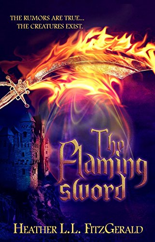 The Flaming Sword (The Tethered World Chronicles Book 2) (English Edition)
