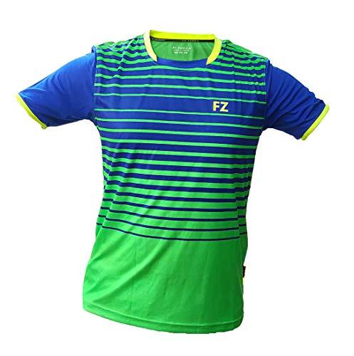 FZ Forza Rio Bianco Herren Badminton/Squash-T-Shirt, Rot, Größe 2XS (EU), grün, Größe S