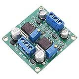 正負電源モジュール、LM317 / 337電源モジュール正負電源電圧安定化モジュール低リップルリニア調整可能、正負電圧モジュール