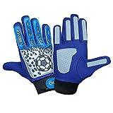 [page_title]-ARSUK Torwarthandschuhe Kinder & Jugendliche, Fußball-Handschuhe, mit Fingersave,Rutschfes, Gewährung von Starken Schutz für Finger Unisex Kinder (Chelsea-Size:06)