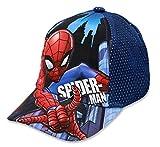 Marvel Spiderman Jungen Cap Kappe Schirmmütze  52