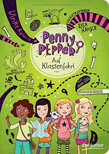 Penny Pepper 6 - Auf Klassenfahrt