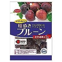 共立食品 ソフトプルーン種抜き 185g×10袋入×(2ケース)