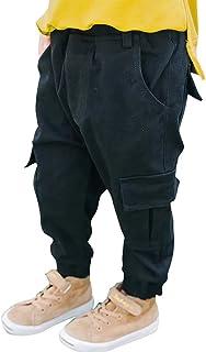 Burning Go 子供服 チノパンツ ロングパンツ 男の子 スーポツ ボーイズ 長ズボン ポケット付き ボトムス ジュニア ゆったり 春 秋 かっこいい