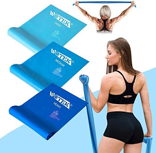 Fitnessbänder Set widerstandsbänder krafttraining...