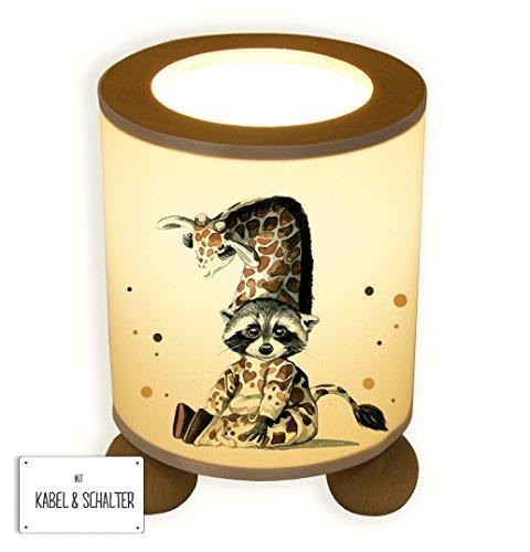 ilka parey wandtattoo-welt® Lampe de Chevet pour Enfant Lampe de Chevet, Lampe de Chevet, Lampe de Chevet, Lampe de Chevet, Motif Ours en Peluche (048)
