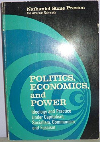 Politics, Economics and Power