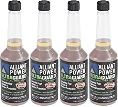 Alliant Power ULTRAGUARD Diesel Fuel Treatment - 4 Pack of Pints # AP0501