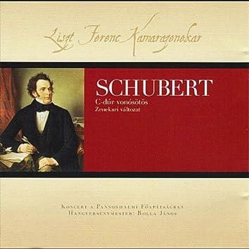 Franz Schubert: Piano Quintet in C major, orchestral transcription