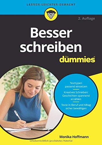 Besser schreiben für Dummies