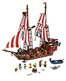 LEGO Pirates - 70413 - Jeu De Construction - Le Bateau Pirate