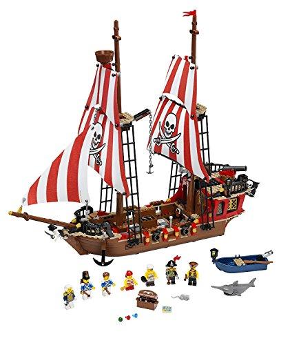 LEGO Pirates 70413 - Großes Piratenschiff