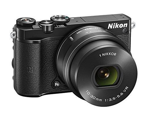Nikon 1 J5 Fotocamera Digitale ad Ottiche Intercambiabili, 10-30...