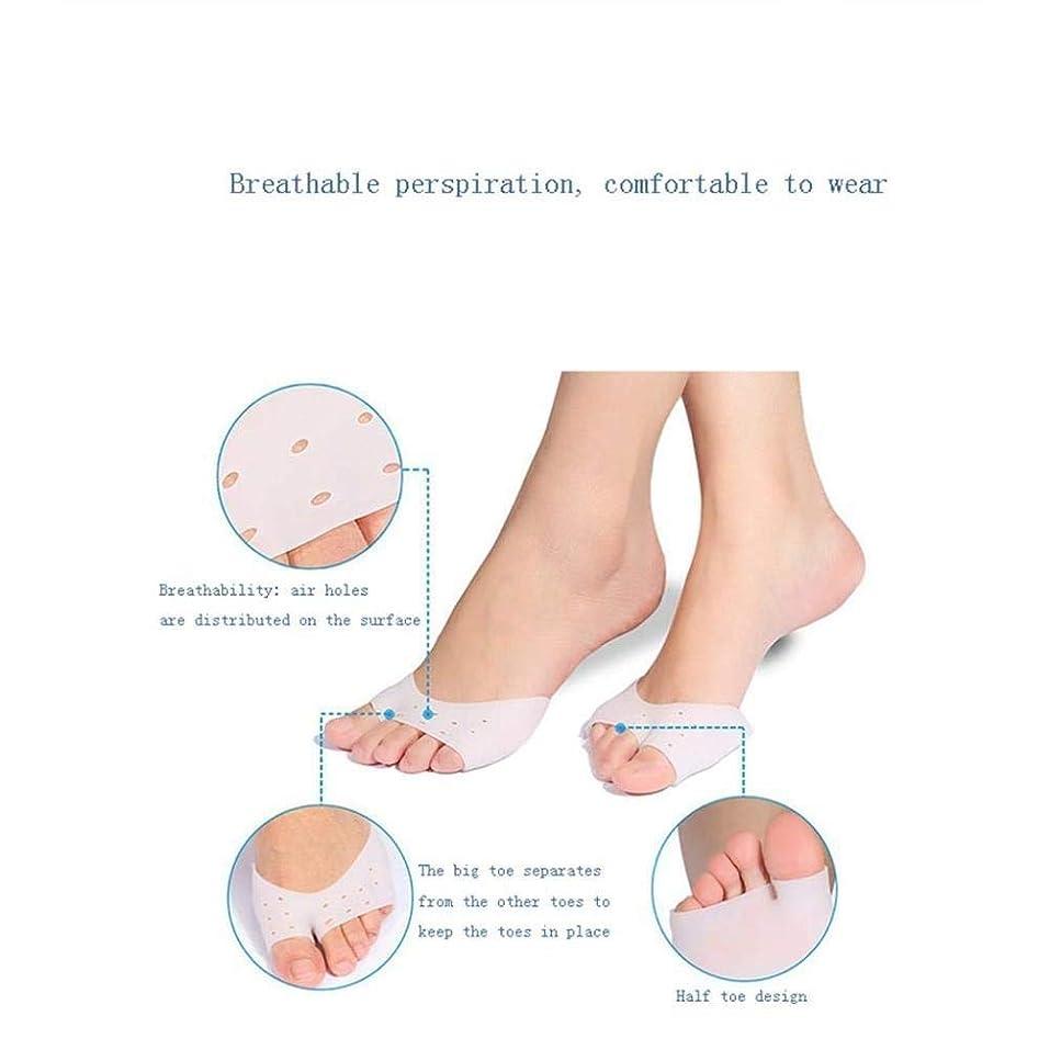 治す膜宙返り男性と女性のためのゲルつま先セパレーターとつま先引き締め剤、ゲルハンマーつま先と腱膜弛緩足の痛みなどもっとペディキュア、ヨガとランニングに使う