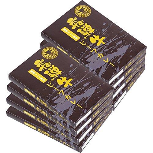 飛騨牛ビーフカレー ECHD8 【レトルトカレー カレーセット ミンチ肉 8食 日本産 国産 お取り寄せ グルメ おいしい 美味しい うまい 産地直送】