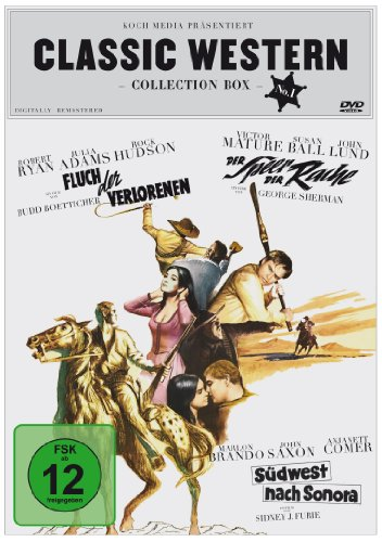 Classic Western Collection Vol. 1 [3 DVDs]
