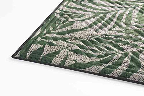 Coryl Halifax Tapis, Polyester, Vegetal, 75 X 45 CM