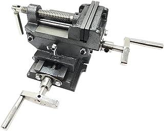 Morsa da banco per trapano professionale di precisione tipo tedesco 75 mm 3 pollici