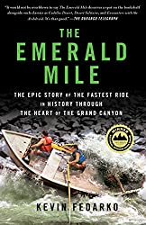 The Emerald Mile // A list of 12 of the best adventure books and inspiring books about the outdoors for anyone who wants a little more adventure in their everyday life.