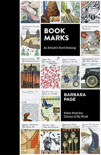 Compare Textbook Prices for Book Marks: An Artist's Card Catalog: Notes from the Library of My Mind  ISBN 9781735600109 by Page, Barbara
