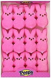 Marshmallow Peeps Pink Easter Bunnies