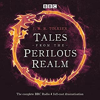 Tales from the Perilous Realm audiobook cover art