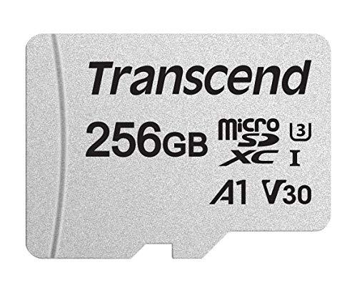 Transcend microSDカード 256GB UHS-I U3 V30 A1 Class10 Nintendo Switch 動作確認済 5年保証 TS256GUSD300S-AE 【Amazon.co.jp限定】