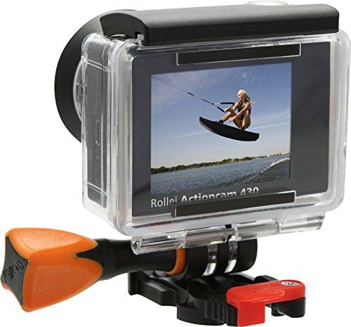 Rollei Actioncam 430 – Leistungsstarker WiFi Camcorder mit 4K, 2K, Full HD – Schwarz - 8