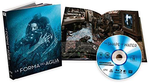 La Forma Del Agua Bluray Digibook [Blu-ray]