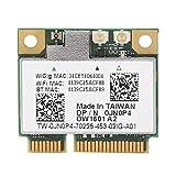 Haute performance avec la puce maître Qualcomm QCA9005. Prend en charge le réseau multifréquence Wigig 802.11AD 2.4/5G et peut transmettre jusqu'à 7 Gbps. Prise en charge de la technologie Bluetooth 4.0, la connexion sans fil est plus pratique et plu...