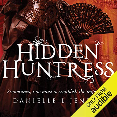 Hidden Huntress cover art