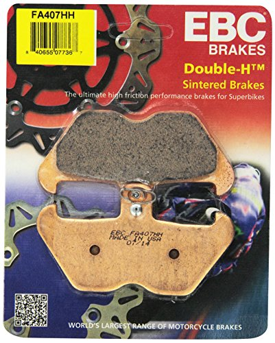Price comparison product image EBC Brakes FA407HH Disc Brake Pad Set