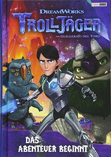 Trolljäger: Bd. 1: Das Abenteuer beginnt