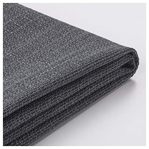Ikea 803.858.95 - Fodera per cuscino da poltrona, colore: Antracite