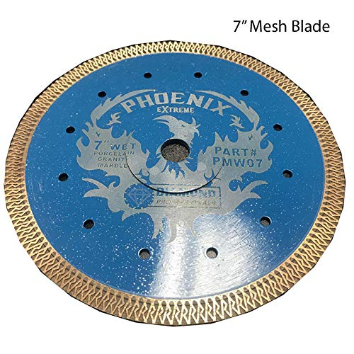 Purchase Diamond Professionals 7 Mesh Blade Extreme Series