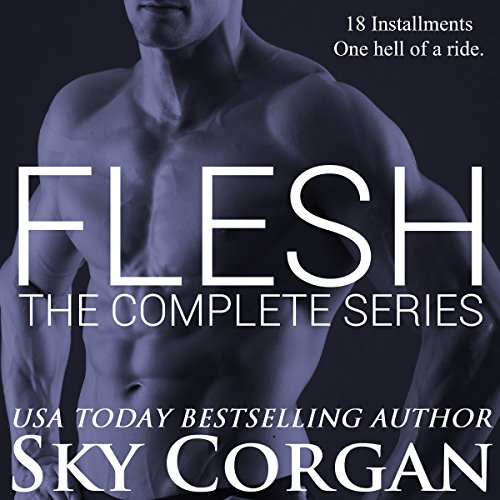 Flesh audiobook cover art