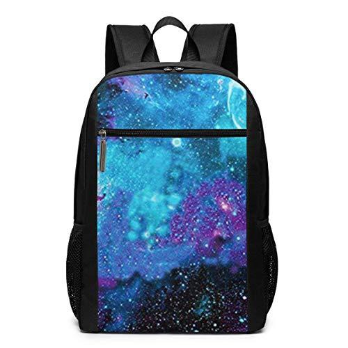 Borsa del portatile Galaxy Laptop Backpack 17-inch Laptop Backpack for High School Or College bookbag