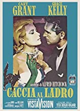 To Catch a Thief POSTER Movie (27 x 40 Inches - 69cm x 102cm) (1955) (French Style C)