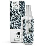 Australian Bodycare Foot Spray 150ml | Foot Deodorant for Sweaty Feet | Antitranspirant