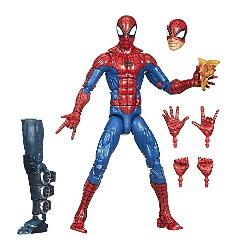 "Marvel Legends Infinite Series Spider-Man 6"" Action Figure"