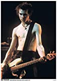 Unbekannt Sex Pistols Poster SID Vicious Atlanta Great
