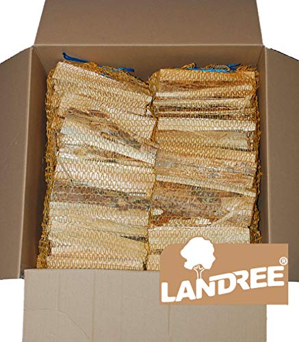 Landree Holzhof 4 Netze 3 kg, Holzstücke Bild