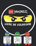 Ninjago livre de coloriage: Ninjago coloriage,coloriage lego,livre de coloriage enfant