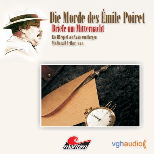 Briefe um Mitternacht audiobook cover art