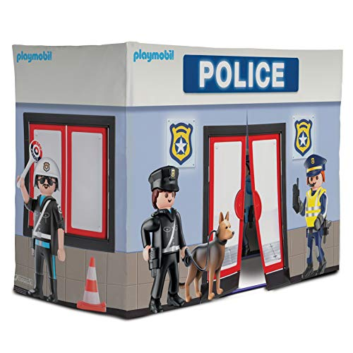 Product Image of the Hauck Playmobil Large Police Station Tent