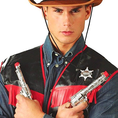 SET COW BOY 2 PISTOLETS