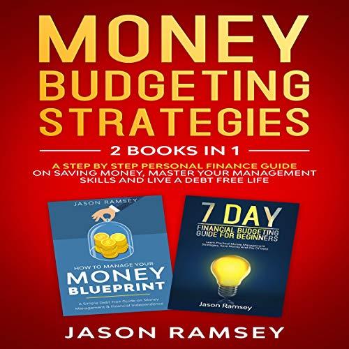 Money Budgeting Strategies 2 Books in 1 cover art
