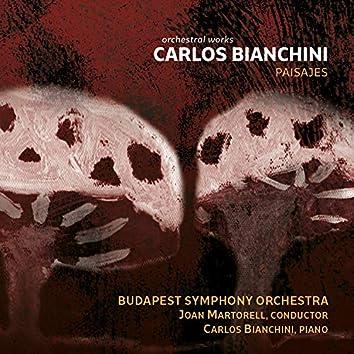 Orchestral Works - Paisajes