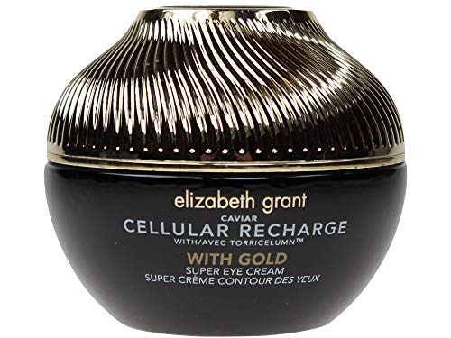 ELIZABETH GRANT CAVIAR Cellular Recharge Super Augencreme mit Gold (50ml)