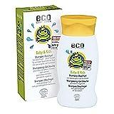 eco cosmetics ECO Baby & Kids Schampoo und Duschgel 2 in 1, Naturkosmetik schonendes Bio Duschgel...